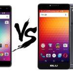 Blu R1 HD vs Blu R1 Plus Comparison