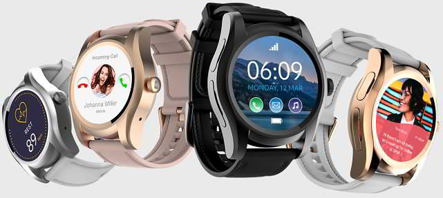 BLU X Link BLU Smartwatch