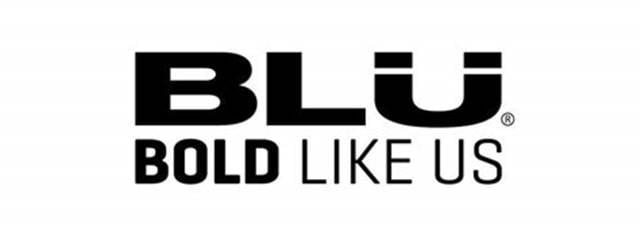 BLU Bold Like us logo