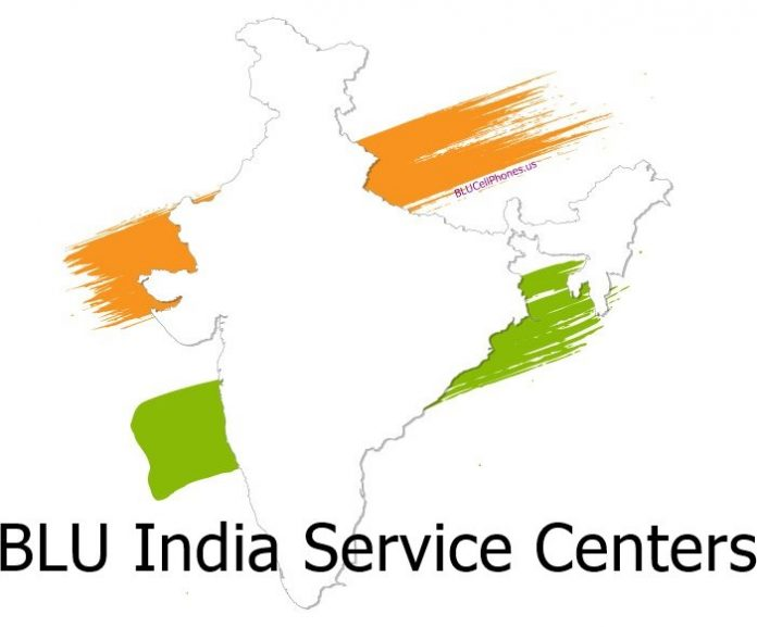 BLU Service Center in India