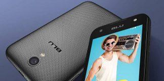 BLU Advance A4 unlocked phone