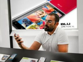 BLU Products CEO