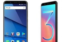 BLU Vivo XL4 Plus vs XL3 Plus comparison