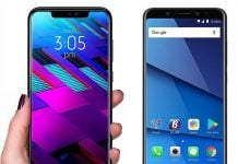 BLU Vivo XL4 vs XL4 Plus comparison