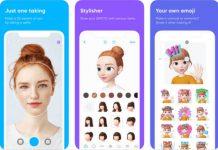 3D Avatar Creator App