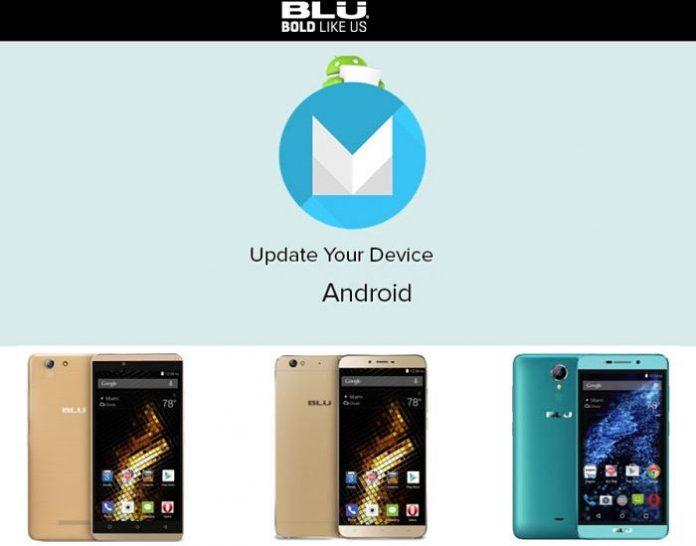 BLU Phone Software Update
