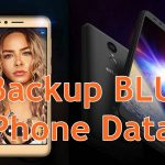 Backup BLU Phone data