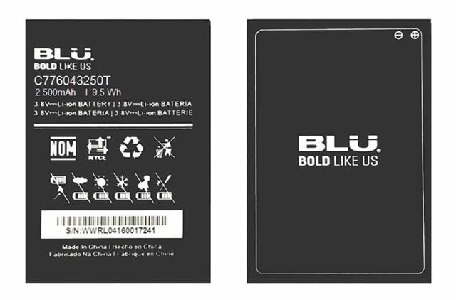 BLU Advance 5.5 HD battery