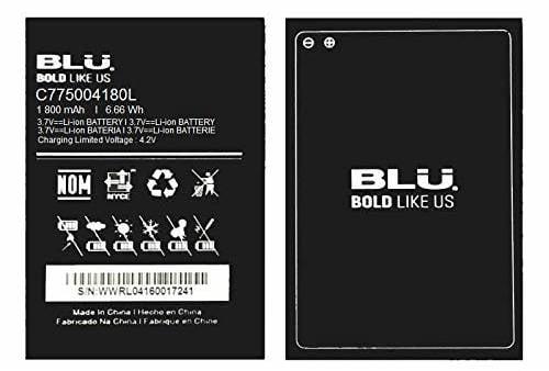 BLU Dash M Battery