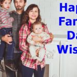 Happy Family Day wishes 2019