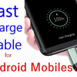 Fast Charging Cable for Android